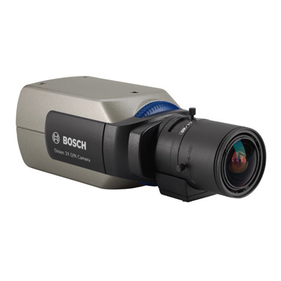 Bosch LTC0335/50 monochrome camera with auto detection of lens type