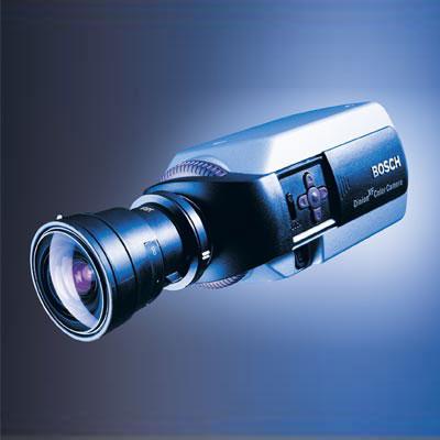 Bosch LTC0510/50 DinionXF monochrome camera with 1/2-inch image format, B/W high performance CCIR, 570 TVL