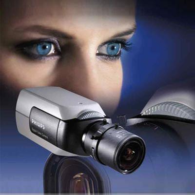Bosch LTC0610/11 DinionXF colour camera with 540 TVL resolution