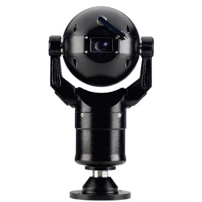 Bosch MIC400ALWUW13518P 400 series white 18x zoom PTZ dome camera
