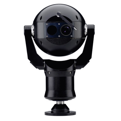 Bosch MIC412TFBUW13636P thermal imaging dome camera with 36x zoom