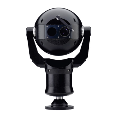 Bosch MIC412TIWUW13636P thermal imaging dome camera with 26x zoom