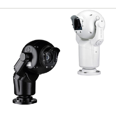 MIC Series 550 is the latest addition to Bosch's field proven MIC Series of rugged, high speed, pan-tilt-zoom cameras