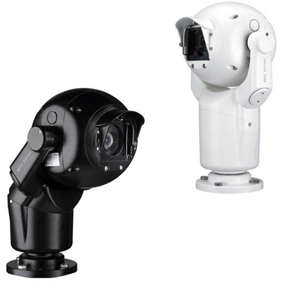 Bosch MIC500ALBUR14618P dome camera with brushless motor technology