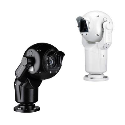 "Bosch MIC550-CLB36P 1/4"" 550 TVL true day / night black 36x PTZ dome camera"