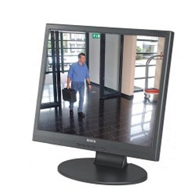New Hi-Res flat-panel security monitors from Bosch