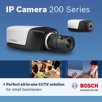 IP Camera 200 Series from Bosch