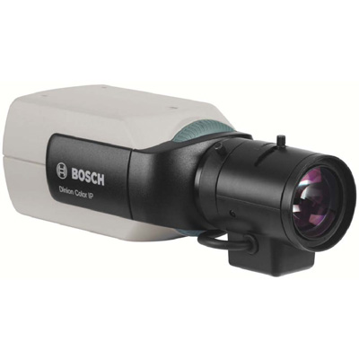 Bosch NBC-455-12P IP camera with built-in video motion detection and 1/3 inch chip