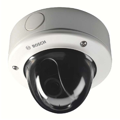 Bosch NDC-455V03-11P dome camera with built-in video motion detection