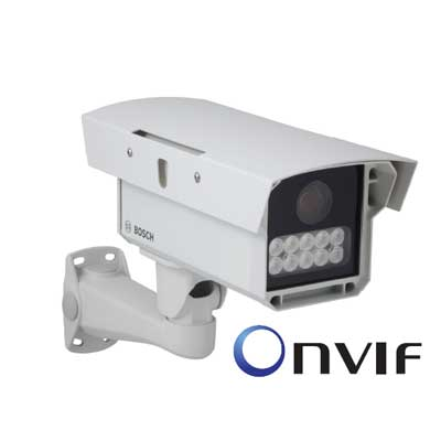 Bosch NER-L2R3-1 IP PAL licence plate camera
