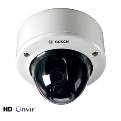 Bosch NIN-733-V03IP FLEXIDOME Starlight 720p, vandal-resistant dome camera