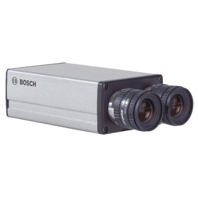 Bosch NWC-0900 IP camera with dual sensor technology