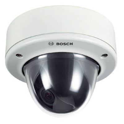 Bosch VDC-455V09-10 dome camera with IP66 protection