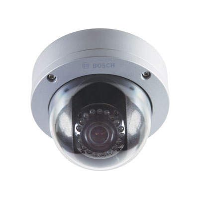 Bosch VDI-245V03-1  - Day / Night Dome camera with a 540 TVL mechanical filter CCD and 18 infrared LED