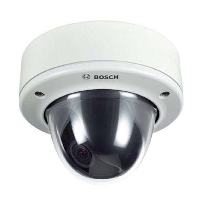Bosch VDN-498V09-10 vandal resistant true day / night dome camera