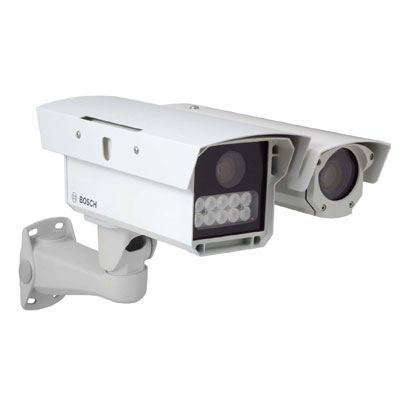 Bosch VER-D2R5-1 PAL license plate camera with 16.5 ~28 m range