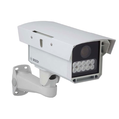 Bosch VER-L2R1-1 PAL license plate camera with 3.8 to 6.4 m range