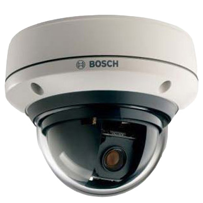 Bosch VEZ-011-HWCE autodome® easy ip compact PTZ camera with H.264 compression