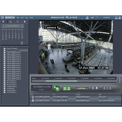Bosch VIDOS Video Management System