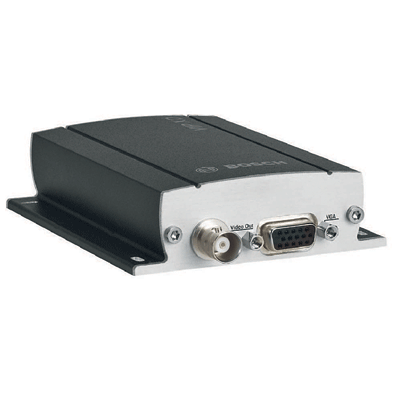 Bosch VIP-XDA video server with Quad-view option