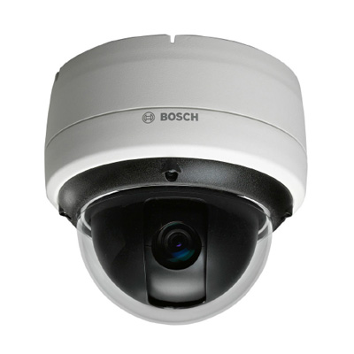 Bosch VJR-821-ICCV charcoal network dome camera with clear bubble