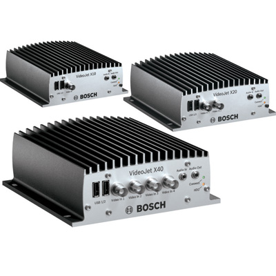 Bosch VJT-X20S encoder with 2 inputs