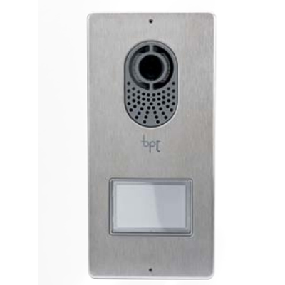 BPT LVKITYVCL04 system X1 Lithos/Lynea single door surface video entry kit