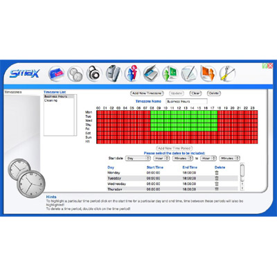 SmaX Access Control Management System - so simple anyone can use it!