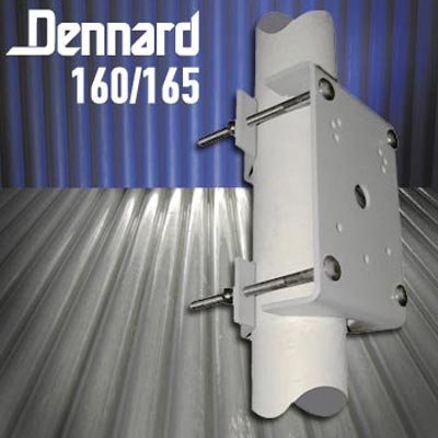 Dedicated Micros (Dennard) 317IRD CCTV camera bracket