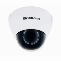 Brickcom FD-100Ap-73 megapixel fixed dome IP camera