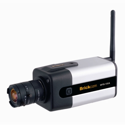 Brickcom WFB-100Aa-31 dual stream network IP camera
