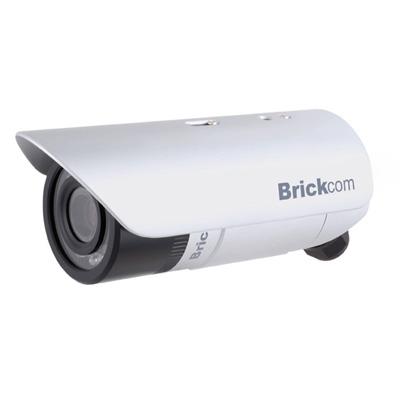 Brickcom WOB-100A megapixel bullet network camera with 3.3 ~ 12 mm focal lenth