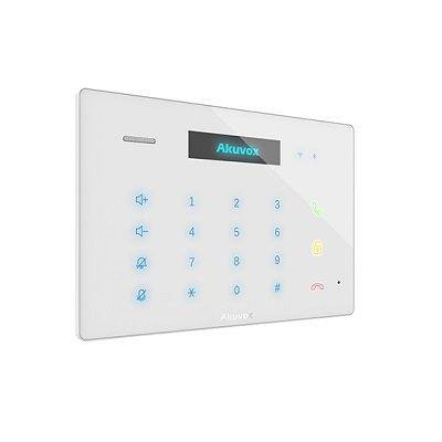 Akuvox C312 Audio Indoor Monitor with Touchscreen Numeric Keypad