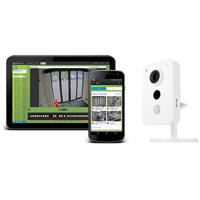 Eagle Eye Networks CameraManager Application To View Real-time Videos And Listen To Camera's Audio Stream