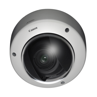 Don't miss a thing! Canon introduces four 1.3 megapixel network cameras and new recording software