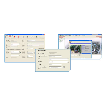 CEM AC2000 Vehicles - ntegrated vehicle management module