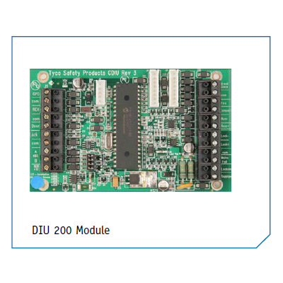 CEM DIU200 door interface unit