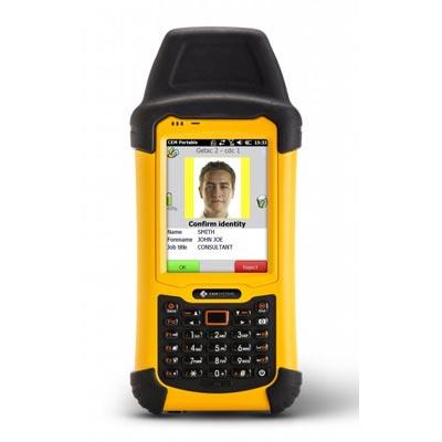CEM RDR/304/005 MiFare/DESFire CSN portable card reader
