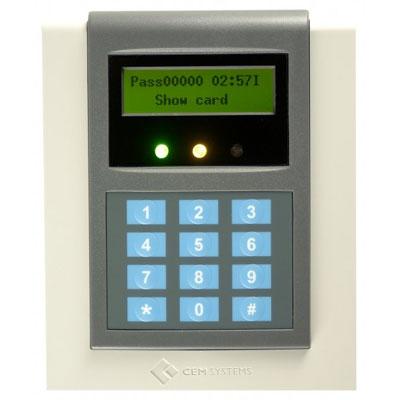 CEM RDR/611/116 S610s PicoPass™