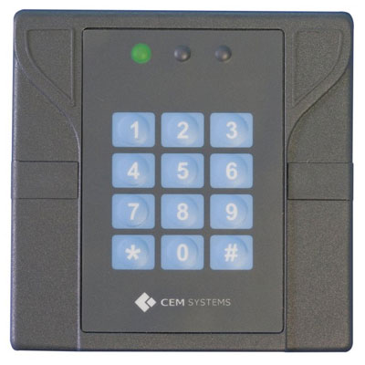 CEM RDR/D10/100 DESFire contactles smart card reader