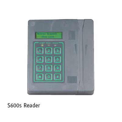 CEM S600e/Bar Code