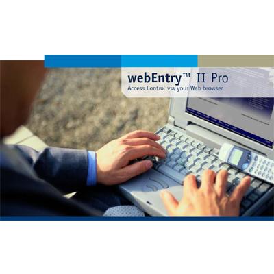 CEM webEntry II Pro System