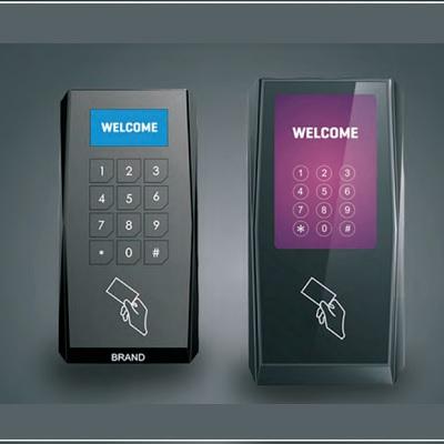 CIVINTEC CRYSTAL KEYPAD mechanical keypad reader