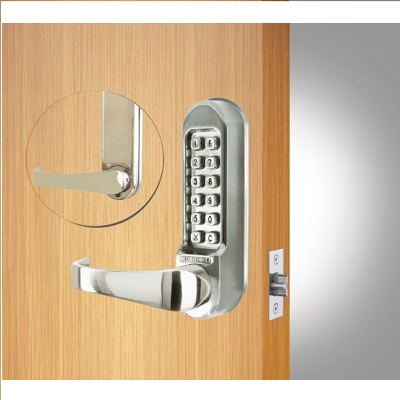 Codelocks CL515 Heavy Duty Tubular Mortice Latch