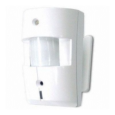 Climax Technology VST-852PRO pet-immune PIR motion sensor, combined with VGA high-quality camera