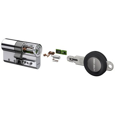 CLIQ - ASSA ABLOY eCLIQ - Electronic locking System