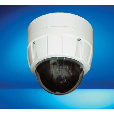 COE I-Vue PTZ outdoor / indoor IP speed dome camera with 570 TVL