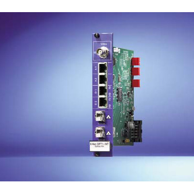 COE X-Net OPT1R-INT digital video, high speed data transmission product