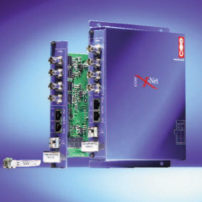 COE X-Net OPT1T/R-LAN video & Ethernet optical module