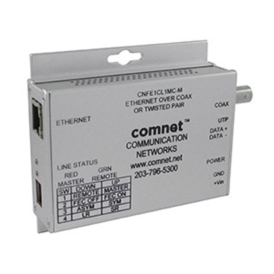 Comnet CNFE1CL1MC(-M) ethernet over twisted pair